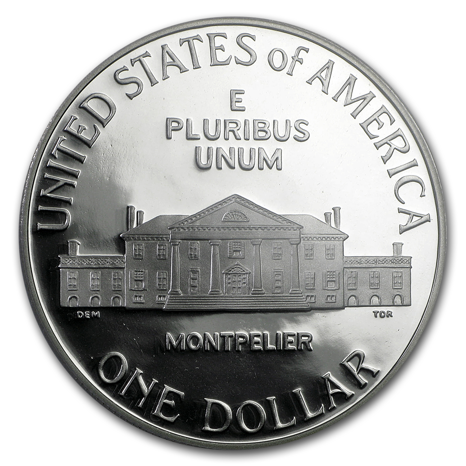 1993-S Bill of Rights $1 Silver Commemorative - PR-70 DCAM PCGS